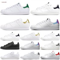 Adidas Originals Superstar Ücretsiz Kargo Superstar Beyaz Siyah Pembe Mavi Altın Superstars 80s Gurur Sneakers Süper Yıldız Kadın Erkek Spor Rahat Ayakkabılar AB SZ36-45