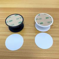 حار بيع التسامي فارغة الهاتف المحمول حامل البلاستيك مع معدن إدراج الحرارة trasnfer الطباعة حامل التسامي حامل bionanosky