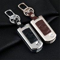 Télécommande KeyCas KeyCas KeyCase pour Mazda 3 5 6 2004-2013 Accessoires Sac de clé FOB Shell Porte-clés Porte-clés Boîte Keychain