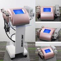 2021 الموجات فوق الصوتية تجويف الدهون إزالة آلة فراغ RF الجسم الدهون فراغ العلاج آلة الراديو تردد تشديد الجلد الرئيسية / منتجع صحي