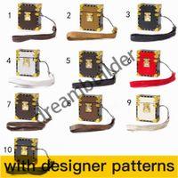 Diseñador Aripods PRO Caja Auriculares de Bluetooth inalámbrico Funda protectora Moda Creativo Airpods 1/2 Caja de Caja Láser de color