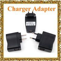 USB AC Power Stater Adapter зарядное устройство ЕС для электронных сигарет EGO EVOD UGO TVR 30 EGONOW VAPE MODS аккумуляторы ECIGARETTES ECGS DHL