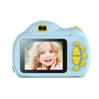 Camcorder Weihnachtskinder Geschenke Dual Linsenkamera Kinder Digital Video Geburtstag Camcorder 1080p