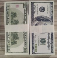 Cross- border hot selling USD100 props paper money new produc...