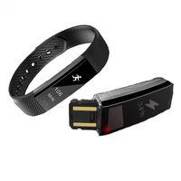 ID115 Smart Band Armband Schritt Zähler Fitness Smartband Wecker Vibration Armband Farbbildschirm Smart Armband Sport