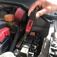 Gerilim Ölçer Kalem Araba Devresi Evrensel 5-36 V LCD Dijital Devre Test Tarayıcı Güç Probu Otomotiv Teşhis Aracı1
