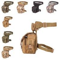 Водонепроницаемый пакет камуфляж одно плечо талия картина хранения мешочек инструменты фотографии движения женщины мужчина ремень сумка 29ak K2