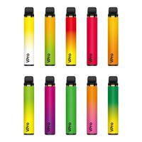US Stock VPRO 2500Puffs Monouso VAPES GOT POD Kit E Sigarette Batteria da 1500mAh e pod da 6,5 ml
