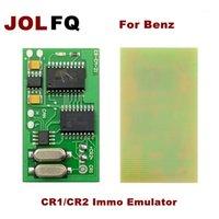 Outils de diagnostic Jolfq pour Immo Emulator Cr1 Cr2 Sprinter, remplacer le système d'immobilisation d'immobilisation endommagée ou de la clé de voiture.