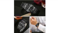 Luxury Women's Golden Silicone Watches Women Fashion LED Digital Student Clock Casual Ladies Reloj electrónico Reloj Mujer 2020