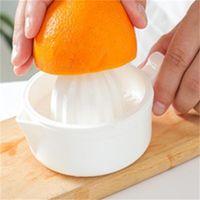 Limone arancione spremiagrumi frutta verdure a manuale spremiagrumi durevole bianche utensili da cucina famiglia spremiagrumi pratici fabbrica vendita diretta vendita calda 2 4hr f2