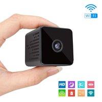 AP / wifi Mini caméra de vision nocturne 1080P action Caméra IP sans fil à distance Cam Mouvement Senor Security Monitor