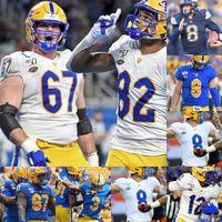 NCAA Football Stitched Jerseys 2020 Accit Pittsburgh Panteras Pitt Larry Fitzgerald Maurice Ffrench Damar Hamlin Nick Patti T Tipton