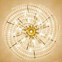 design crystal lamp modern chandelier lighting AC110V 220v lustre LED dining room chandelier foyer lights Free freight