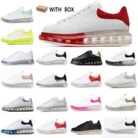 con scatola di alta qualità 2021 Designer Fashion Espadrille Mens Donne Platform Sneaker Sneaker Sneaker Sneakets Sneakers 36-45 # 548