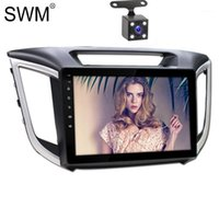 Auto Audio 10,1 Zoll Radio für IX25 GPS Navigation Stereo Coche Android Wireless MirrorLink Umkehrkamera 1080p1