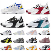 2021 M2k تيكنو تكبير 2K النساء الاحذية فولت ضوء كريم الثلاثي أبيض أسود منصة الرياضية أحذية رياضية الرجال المدربين في الهواء الطلق