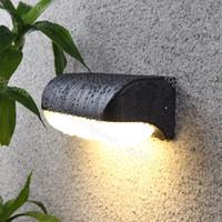 야외 벽 램프 12W 24W 위아래로 방수 복고풍 산업 스타일 AC85-265V Porch Courtyard Garden Balconi DHL