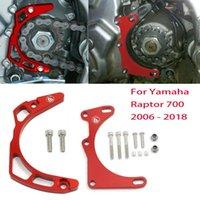 Économie de boîtier en aluminium de pièces + protecteur de couverture de garde pour Raptor 700 yfm700 2006 - 2021 / 700R YFM700R 2009 20211