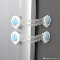 10 pezzi di serratura di sicurezza di protezione prodotti per la sicurezza mobile bambino cassetto cassetto serratura dell'armadietto di sicurezza del bambino dei bambini. # Erd