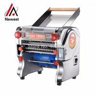Fabricants de nouilles électriques est conception de qualité supérieure de fabrication de machines machine à roulettes de pâte de pâte de pâtes1