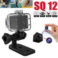 SQ12 HD 1080P مصغرة كاميرا ماء الرياضة عمل كاميرا صغيرة dv كاميرا فيديو للرؤية الليلية الحركة البسيطة مايكرو PK SQ10 SQ111