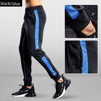 Sweatpants Men Running Pants With Zipper Pockets Training an...