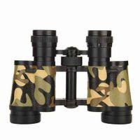 광저우 juropin 고품질 8x30 사냥 쌍안경 망원경 BAK4 프리즘 줌 렌즈 야외 키트 조류 시청, 하이킹, 캠핑