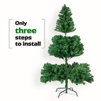 Alightup 6ft 1050 Branch Christmas Tree