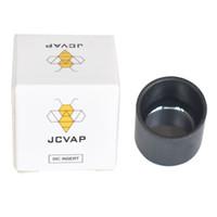 JCVAP Mirror Polish Sic Inserts en silicone Carbide inserts pour la coupe de godet céramique intelligent de 11mm à 13 mm