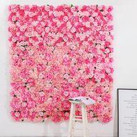 Artificial Rose Fleur Fleur Festival De Mariage Anniversaire Fleur Photographie Prise de vue en extérieur Décoration Art Floral Fond 40 * 60cm