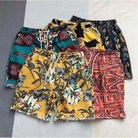 Pantalones cortos de tablero impreso para hombres Quick seco playa pantalones cortos de baño troncos de baño masculino bikini traje de baño surfear corto de bain homme banadore1