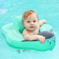 Assento de acessórios para natação infantil não requer cofre inflável e confortável filho de natação filho