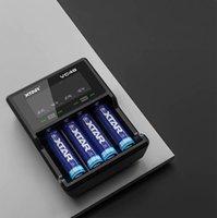 XTAR VC4S 충전기 18650 26650 리튬 배터리 No. 5 번 배터리 충전기 용량 시험 무료 배송