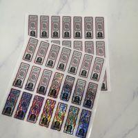 Nouveau Sac à dos Boyz Hologram Stickers Seulement 5 points BB 5 Points Accepter Personnalisable 3D Hologram Stickers Stickers Cookies Stickers
