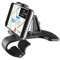 Soporte de soporte de teléfono celular Fimilef Holder de coche Durable Moda HUD Dashboard Mount Soporte Soporte para Universal Mobile GPS1