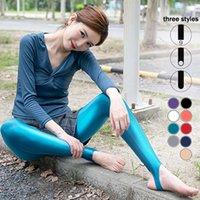 8 farbe 3 stil s-3xl satin glatte opake strumpfhose helle leggings sexy seide strümpfe japanische schlanke hoch taillierte frauen