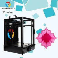 VIVEDINO CoreXY مغلق تماما للطباعة مزدوجة جير الطارد 3D مع استئناف فقدان الطاقة