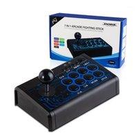Dobe 7 in 1 verdrahtete Spiel Joystick Rocker Simulation Arcade Design Kampfstab für Schalter // PS3 / Xbox One / Xbox 360 / pc / Android1