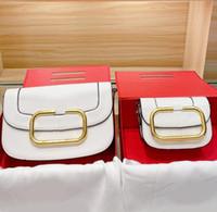 Große V-Tasche Frauen Crossbody Taschen Dame Geldbörse Mode Rindsleder Top Qualität Leder Kleine Schultertasche Kleine Handtasche