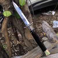 Hot Samsend High-Fin de 10 pulgadas Estilo italiano Cuchillo plegable EDC Bolsillo al aire libre Cuchillos tácticos