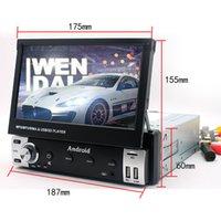 Автомобили игрока автомобиль DVD 7 дюймовый автомобиль установлен один шпиндель удлинитель двойной USB 9601A