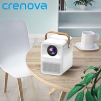 Proyectores Crenova Mini LED Proyector ET30 1080P Full HD Android WiFi 3D Home Cinema Portable Soporte 4K Video1