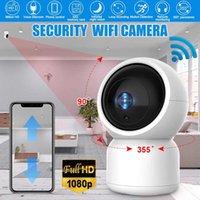 كاميرات كاميرا لاسلكية مراقبة HD صوت / استشعار الحركة للرؤية الليلية المحمولة الرئيسية قبة IP WIFI الأمن مراقبة الذكية
