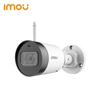 Cámaras Dahua Inou Cámara Lite 4MP Micrófono incorporado Notificación de alarma 30M Visión nocturna WiFi IP