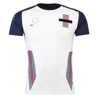F1 Ventilatori Summer Moto Moto Moto Asciugatura rapida T-shirt da corsa Moto T-shirt da ciclismo Jersey Asciugatura rapida Asciugatura a maniche corte T-shirt Ventilatore auto SHIR