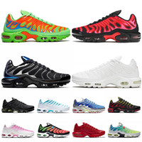 nike air max plus tn max air plus tn plus stock x Herren Laufschuhe Grün Universität Rot Schwarz Silber Weiß Volt Glow Lava Damen Herren Turnschuhe Turnschuhe