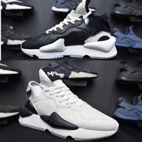 2020 Marca Melhor Qualidade Moda Esportiva Mocassins Mulheres Mens Correndo Tênis para Homens Y3 Kaiwa Sneakers Corredores Novos Treinadores de Chegada com Box Y-3