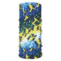 Новый многофункциональный шарф на открытом воздухе на открытом воздухе оголовье тюрбан солнцезащитный крем волшебные шарфы велосипедные маски бесшовные мужчины банданам партия маска 95 J2