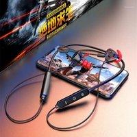 Hestia BT-66 Беспроводные Bluetooth Наушники Bluetooth Handsfree Ear Bucs Gaming Tings E-Sport Ухо Телефоны Спортивные наушники для всех Phone1